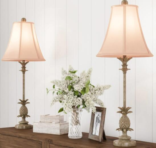 where should i place my buffet lamps