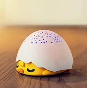 kawai childrens night light projector with music and white noise