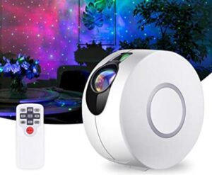 star and galaxy laser night light projector for romance