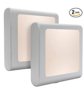 plug in night light with dusk to dawn sensor for your 2 year old