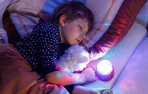 what color led lights should you sleep with