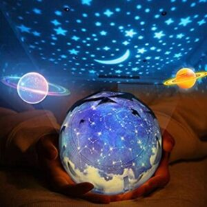 kids night light projector with universe films