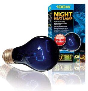 exo terra leopard gecko night light