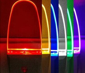 cheap color night light