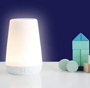 hatch baby night light and sound machine for diaper changes