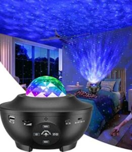 kids ceiling night light projector with timer