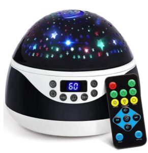 star projector for 6 year old nighttime entertainment