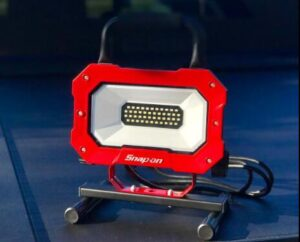 snap on 922261 adjustable led work light for emergency