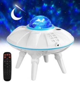 remote control night light projector for 6 year old kids