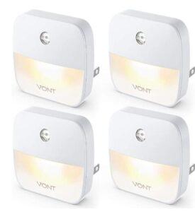 dim plug in night light