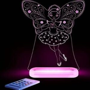 aloka night light with remote review