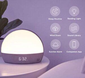 portable nightlight for sleeping