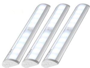 aluminum stick on night light bar