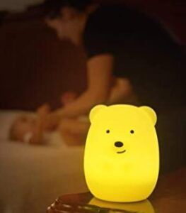 color changing night light for baby room