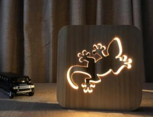 what is the best night light for gecko