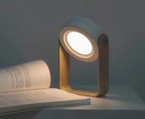 best light for night reading