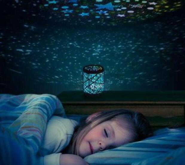 starry night ceiling projector