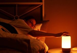 best touch control night lights reviews