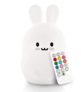 touch and remote control night light for children
