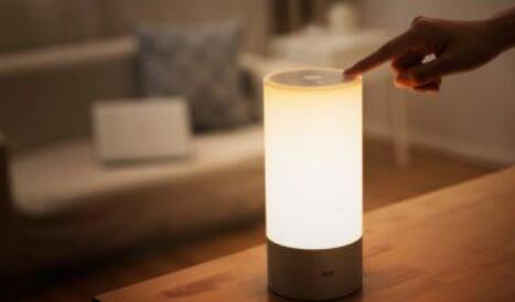 touch sensitive night light