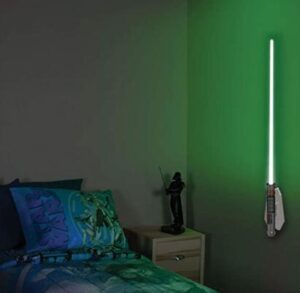 star wars lightsaber remote controlled night light