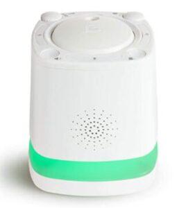 baby sound machine night light