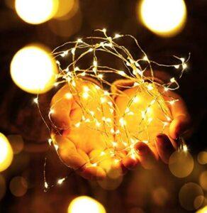 starry light microlight for christmas tree