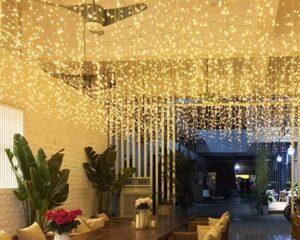 best christmas net lights