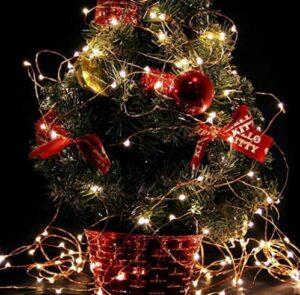 best fairy lights for christmas tree