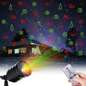 christmas projector lights for outside