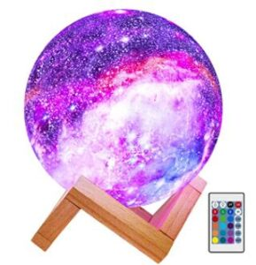 moon night light for nursery breastfeeding