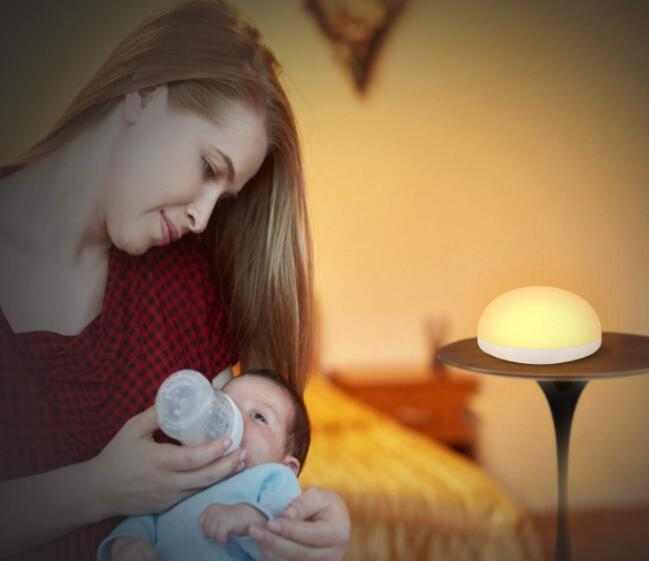 best buy night light for nursery breastfeeding