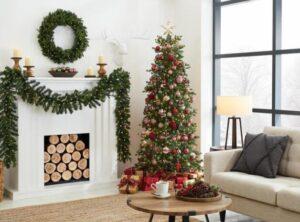 best pre lit led christmas tree