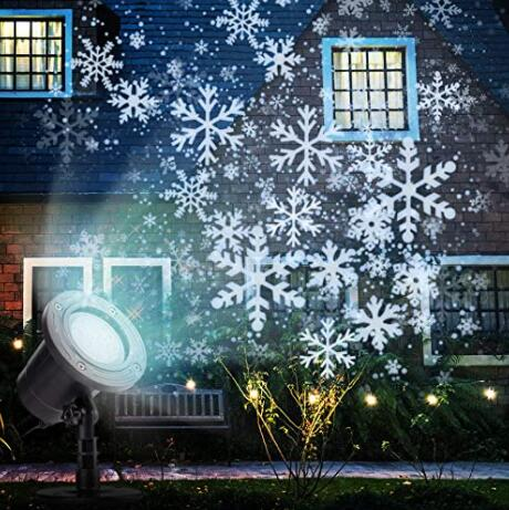 prime christmas light projector