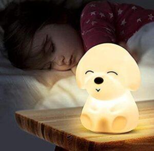 cute travel night light for baby boy