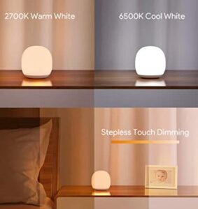 travel night light with timer