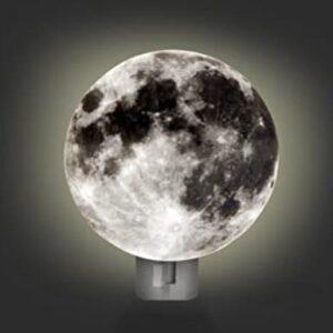 plug in moon night lamp