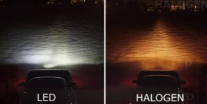 led and halogen which is better to use
