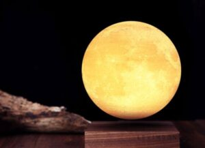 best buy moon night light