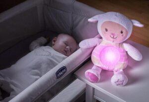 baby wall projector night light