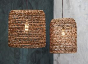 how to clean lamp shades at home