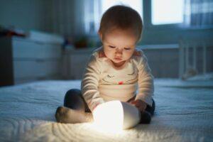 baby egg night light