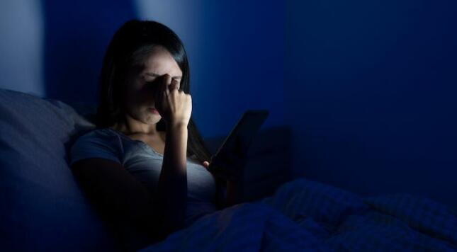 what led light color helps with headaches